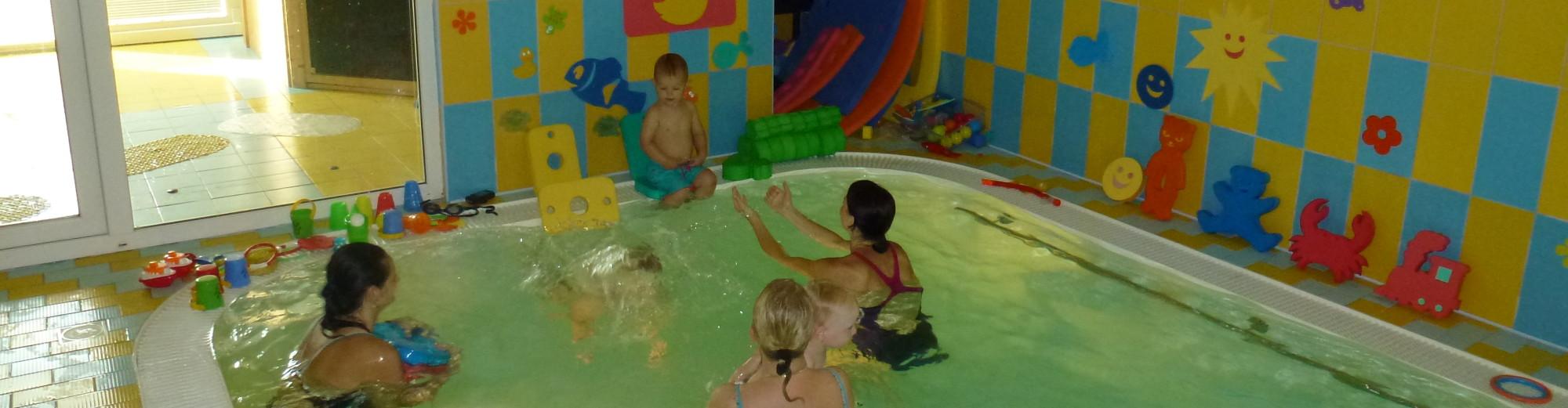 Plavecké centrum pro děti Kroměříž